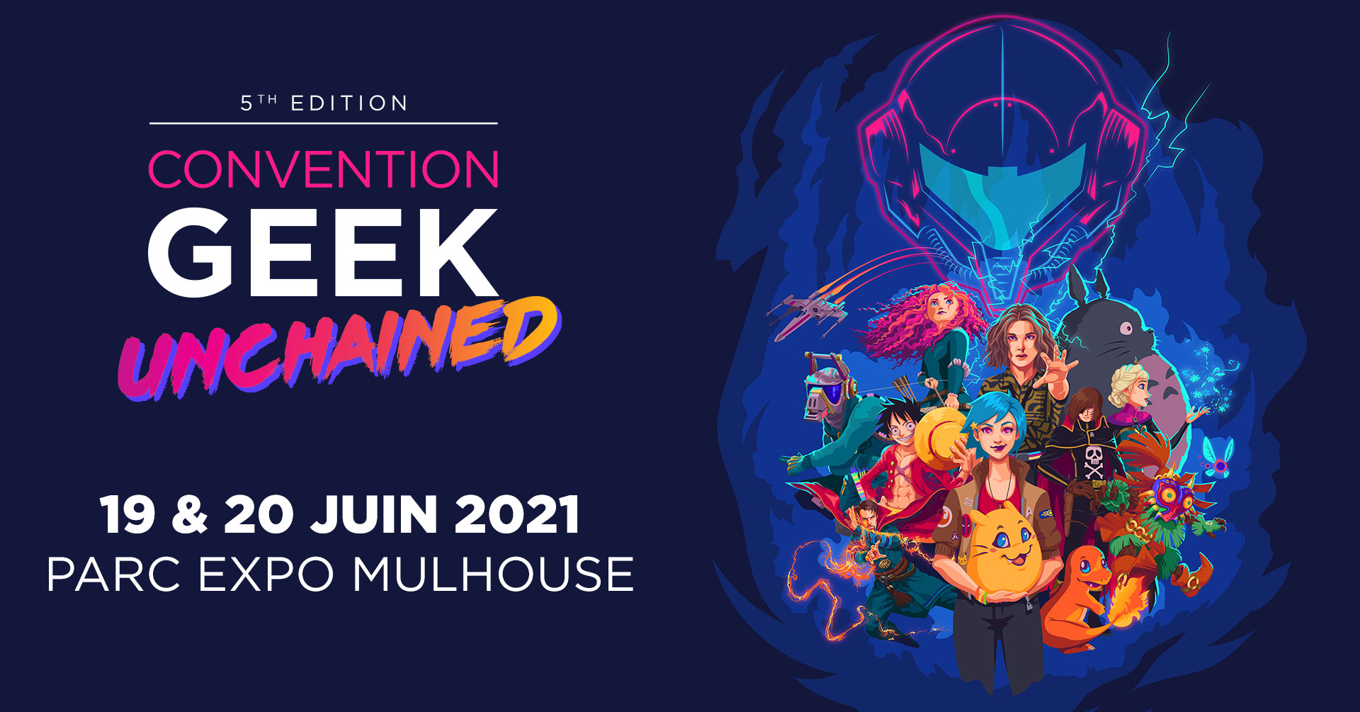 Geek Unchained Convention